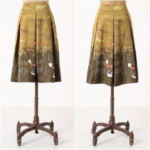 Skirt, 0p, Anthropologie